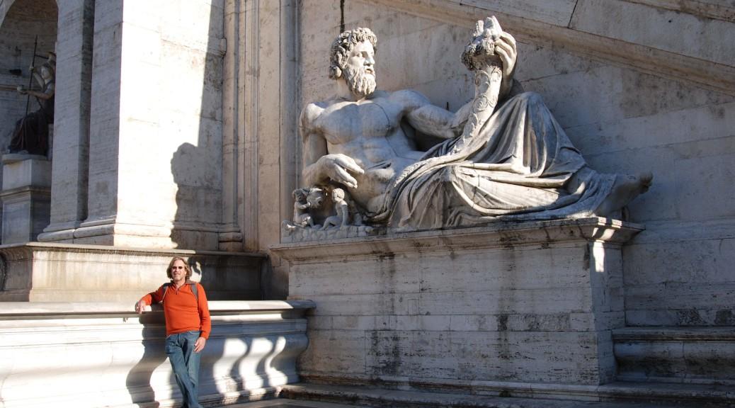 RomeRiver God Tiber