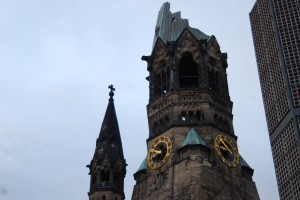 Berlin Kaiser Wilelm Memorial Church (2)
