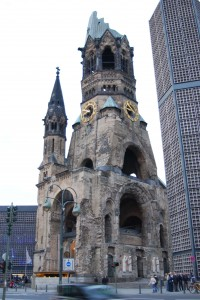 Berlin Kaiser Wilelm Memorial Church