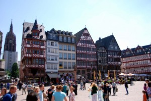 FrankfortFrankfurt Main Square