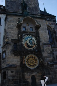 Prague Astronomical clock (2)