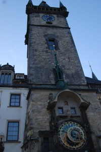 Prague Astronomical clock (3)