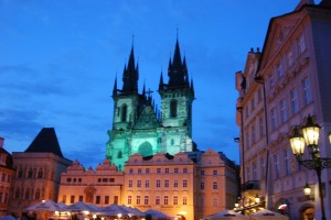 Prague Curch of our lady (2)