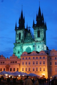 Prague Curch of our lady