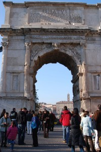 RomeArch of Titus