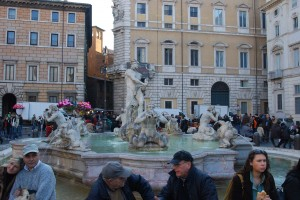 RomeFountain of Neptune