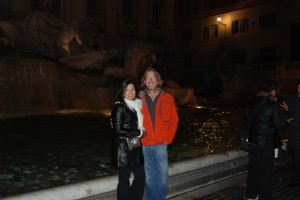 RomeTrevi Fountain (3)